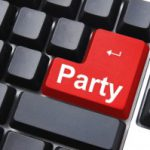 Party-computer-button-300x199